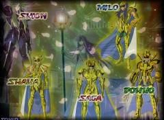 Fonds d'écran Manga Image sans titre N°11734