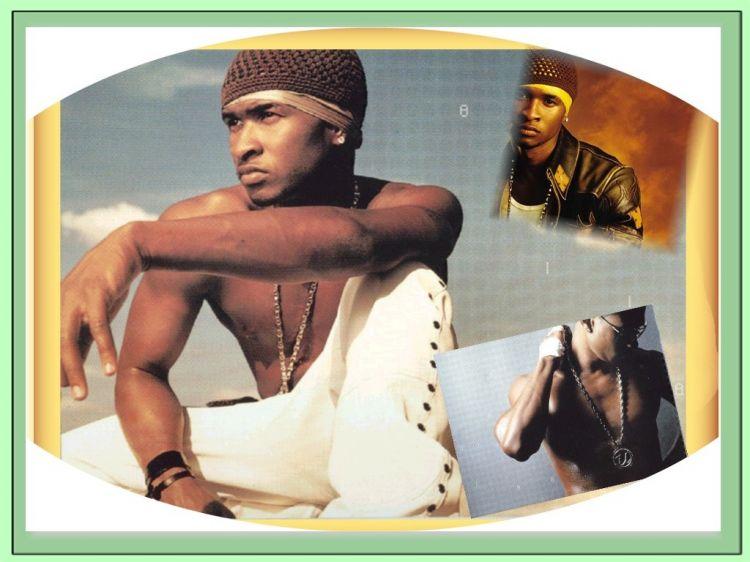 Fonds d'écran Musique Usher Wallpaper N°5101