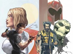 Fonds d'écran Comics et BDs X