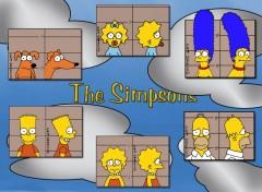 Fonds d'écran Dessins Animés Les simpsons