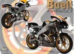 Fonds d'écran Motos XB 12 R