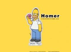 Wallpapers Cartoons Homer