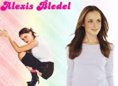 Wallpapers Celebrities Women Alexis Bledel
