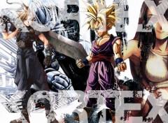 Fonds d'écran Manga ManGaX