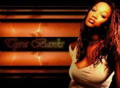 Fonds d'écran Célébrités Femme Tyra Banks