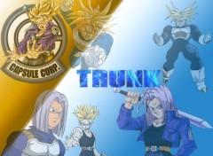 Fonds d'écran Manga Trunk