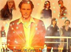 Fonds d'écran Séries TV emma et Jesse