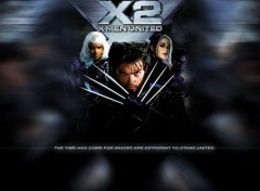 Wallpapers Movies X MEN UNITED