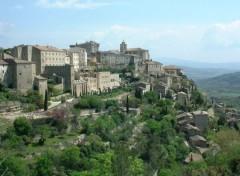 Fonds d'écran Voyages : Europe Gordes (Vaucluse)