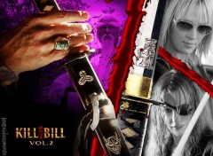 Wallpapers Movies Kill bill vol2 wow j'en veux encore!