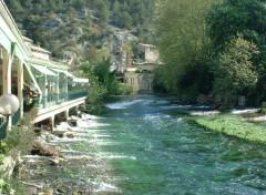 Fonds d'écran Nature Fontaine-de-Vaucluse