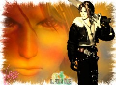 Wallpapers Video Games Squall