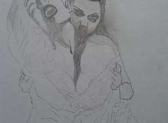 Wallpapers Art - Pencil Vampire...