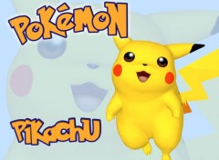 Wallpapers Cartoons Pikachu