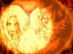 Fonds d'écran Manga Angel Death...