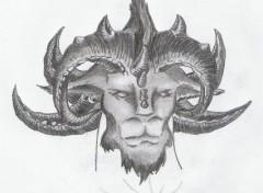 Fonds d'écran Art - Crayon Créature