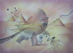 Wallpapers Art - Pencil EGYPTA