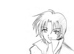 Fonds d'écran Manga Un mec Kanon