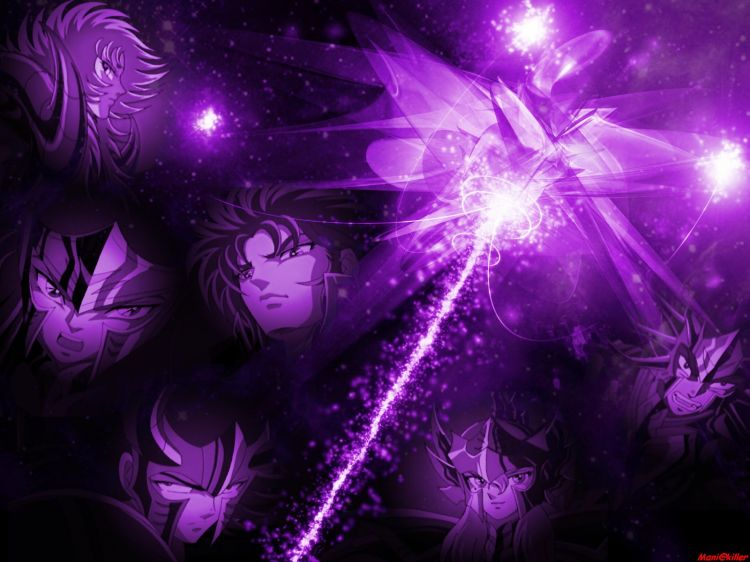 Wallpapers Manga Saint Seiya Spectres d'Hadès