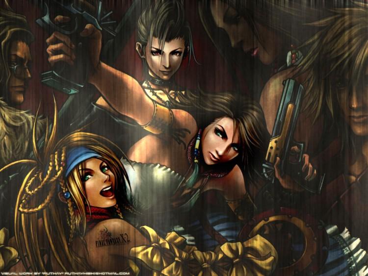 Fonds d'écran Jeux Vidéo Final Fantasy X-2 Ruthay FinalFantasyX-2 03