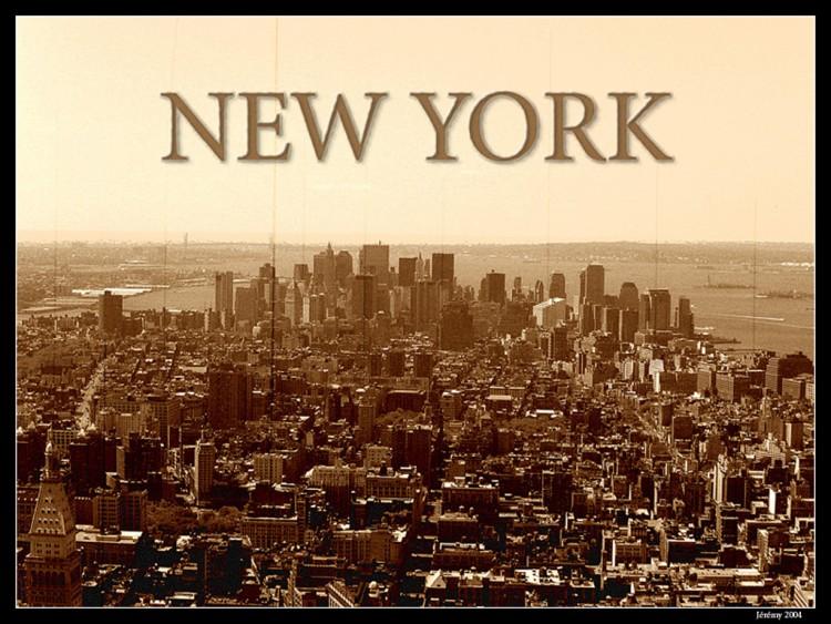 Fonds d'écran Voyages : Amérique du nord Etats-Unis > New York Vieux New York