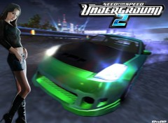 Wallpapers Video Games Need For Speed Underground 2 - 01