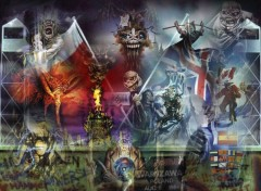 Wallpapers Music Iron maiden Eddie
