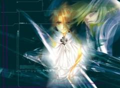 Fonds d'écran Manga krad wallpaper