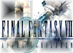 Wallpapers Video Games FF VII AC