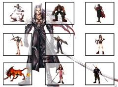 Wallpapers Video Games ff7-sephiroth