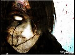 Fonds d'écran Art - Numérique Virgin Punk Dark