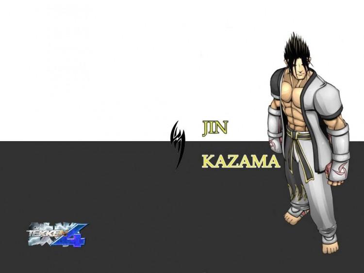 Wallpapers Video Games Wallpapers Tekken 4 Jin Kazama By