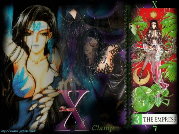 Wallpapers Manga X:1999 Kanoe