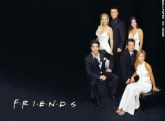 Fonds d'écran Séries TV Class' Friends