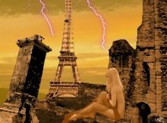 Fonds d'écran Fantasy et Science Fiction Le jour d'après