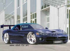 Fonds d'écran Voitures Dodge Viper Startech SRT-10 R