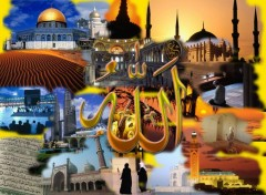 Wallpapers Constructions and architecture Islam World