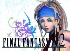Fonds d'écran Jeux Vidéo FF10 - 2 Rikku
