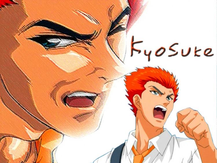 Fonds d'écran Manga Hungry Heart - Wild Striker Kyosuke