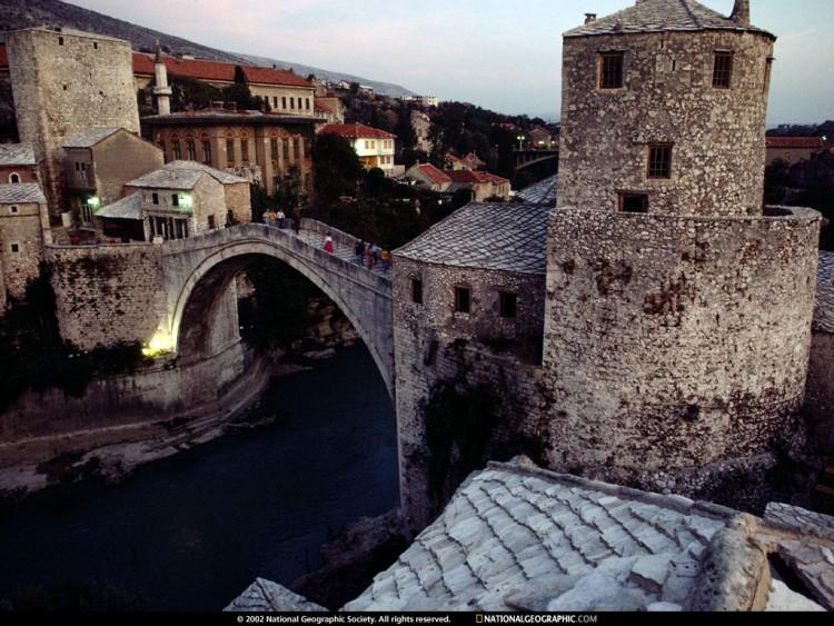 Wallpapers Trips : Europ Bosnia Herzegovina Mostar