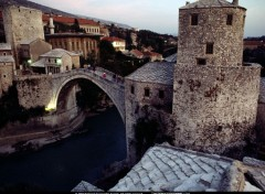 Wallpapers Trips : Europ Mostar
