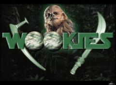 Fonds d'écran Cinéma Wookies