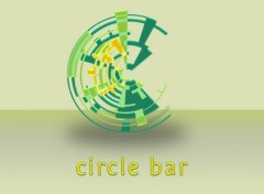 Fonds d'écran Art - Numérique Circle bar
