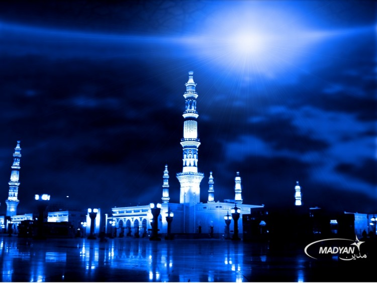 Wallpapers Digital Art Style Islamic Madyan 51 Islam