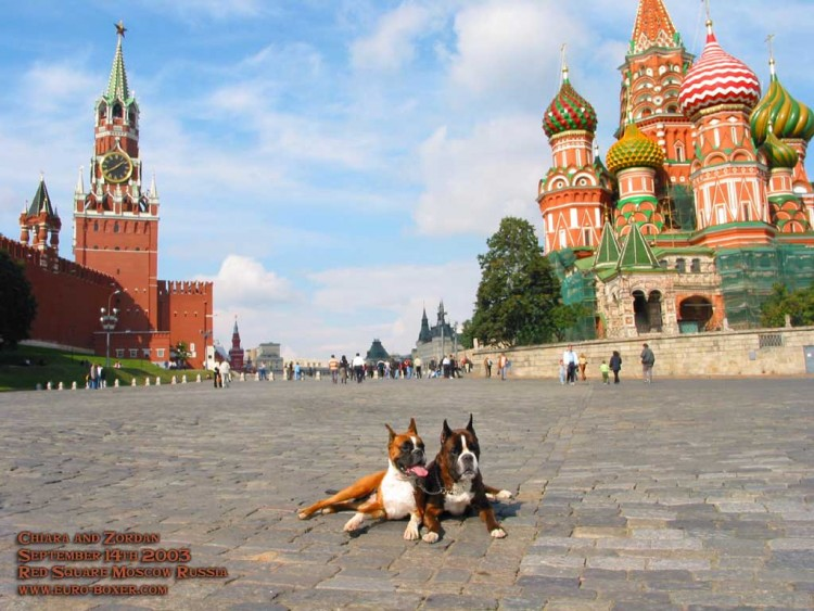 Wallpapers Trips : Europ Russia Wallpaper N°70566