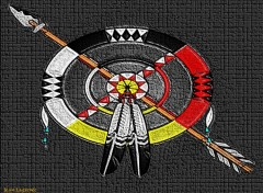 Wallpapers Digital Art Medicine Wheel