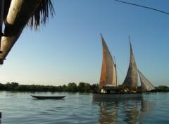 Fonds d'écran Voyages : Afrique Boutre 2