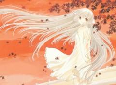 Wallpapers Manga chobits-Chii