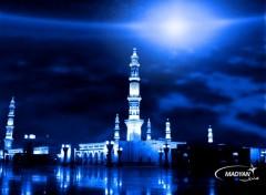 Fonds d'écran Art - Numérique Madyan 51 Islam