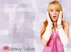 Fonds d'écran Célébrités Femme Wallpaper Lindsay Lohan 1600x1200